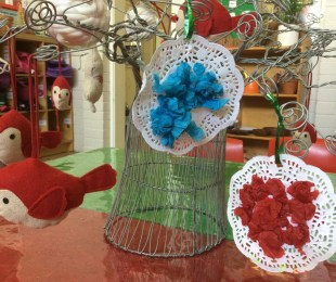 Easy preschool christmas decoration2