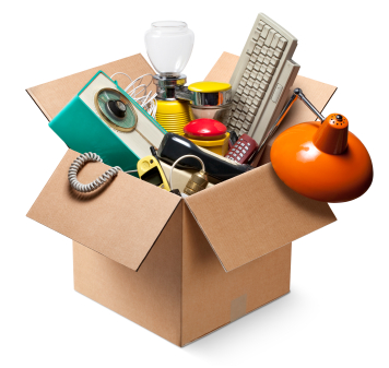 Seven top tips for how to get decluttering