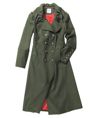 Competition To Win An Amazing Joe Browns Coat: You don't get if you don't ask!