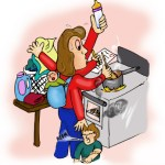 Rubbish Mummy Cook