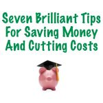 money saving and cost cutting tips