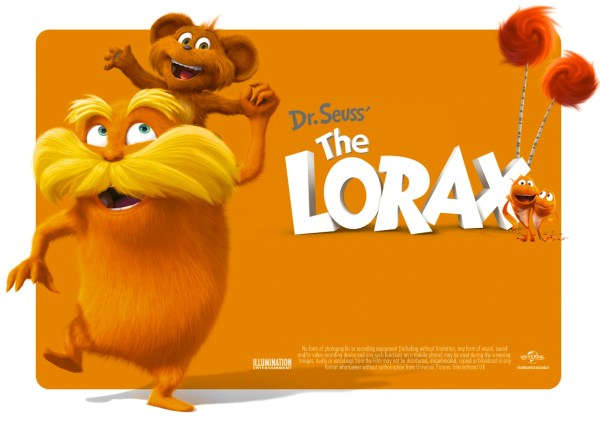 Review of The Lorax