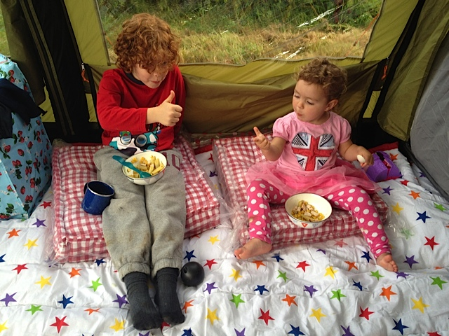 Don't Forget a Thing! Packing List For Camping With Your Kids