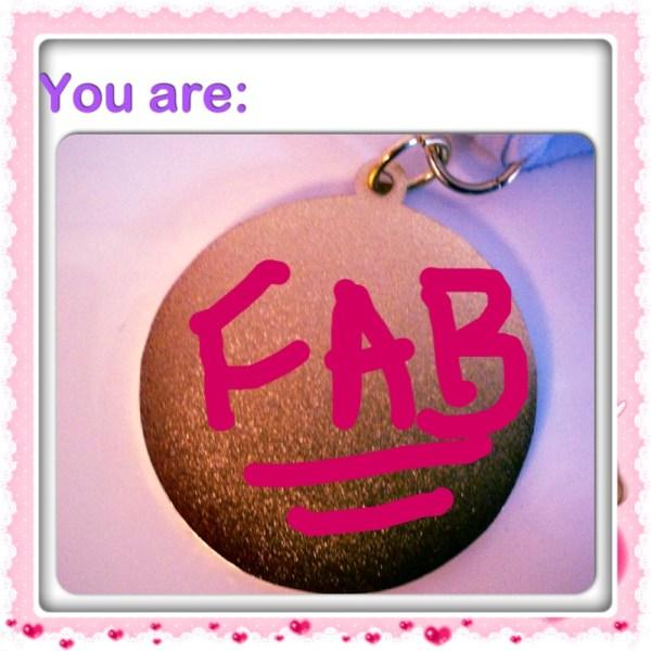 Everyone is fab