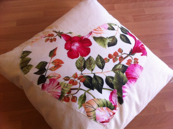 my Handmade cushion