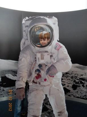 Astronaut Bruiser