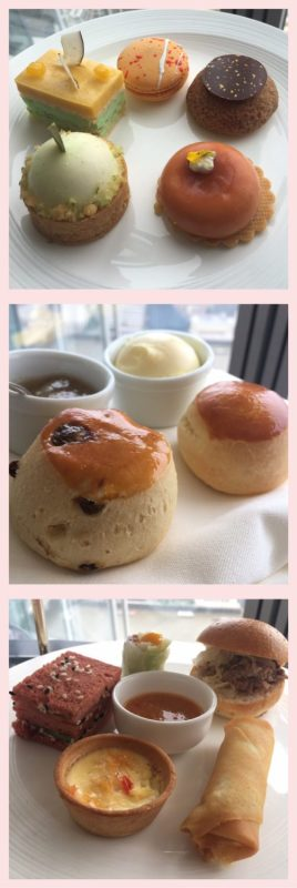 Asian Inspired Afternoon Tea at Ting