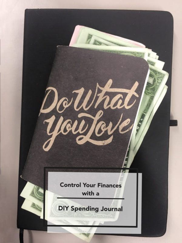 Control Your Finances with a DIY Spending Journal