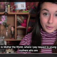 #OSHITBRITT Interviews Me - Mother The World: Finding Your Little Village
