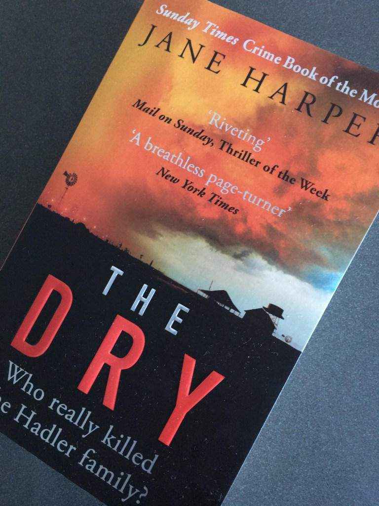 The Dry by Jane Harper, The Dry, Jane Harper, Book review