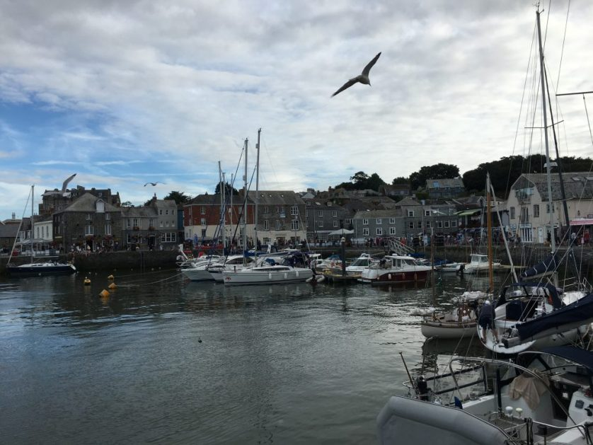 Padstow, Padstow harbour, Cornwall, Holiday, Silent Sunday, My Sunday Photo, 2018 - that was the year that was