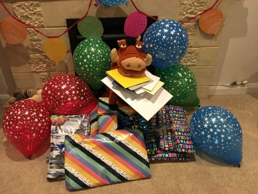 Presents, Birthday, 15th birthday, Son, 365