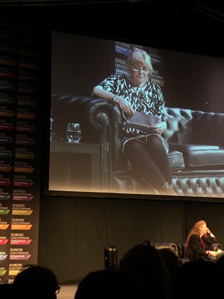 Kate Atkinson, Author, Cheltenham Literature Festival, 365