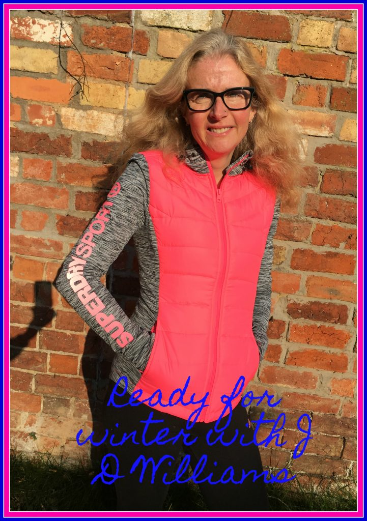 Superdry hoodie, J D Williams, J D Williams review, Getting ready for winter with J D Williams