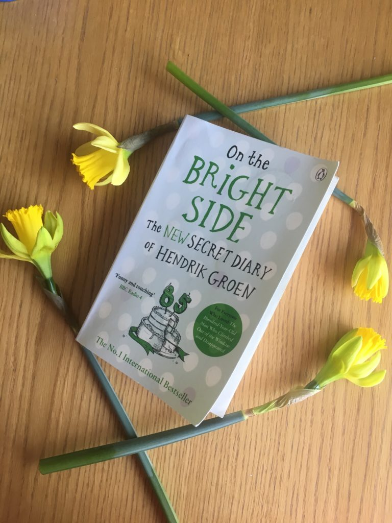 On the Bright Side, Instagram, Hendrik Groen, Book review, 365
