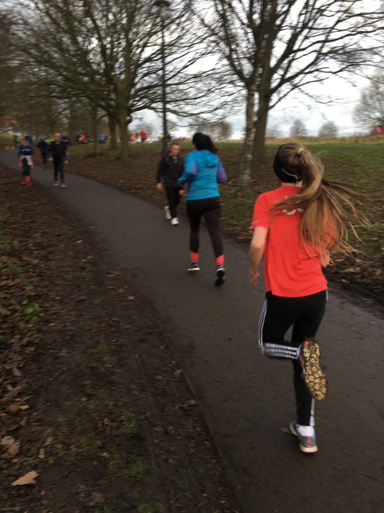 parkrun, daughter, running, 365