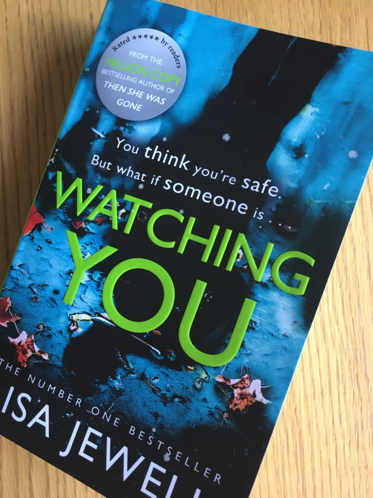 Watching You, Watching You by Lisa Jewell, Book review, Watching You review