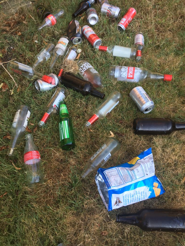 Alcohol, Bottles, Cans, Beer, Vodka, Teenagers, Party, My biggest teenage parenting struggle