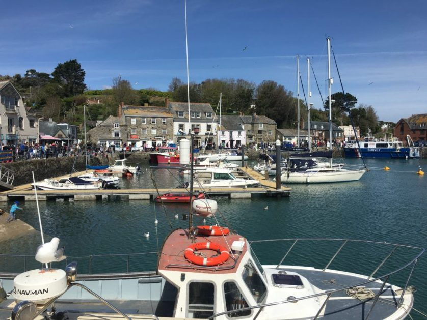 Padstow Harbour, Boats, Padstow, Cornwall, Holiday, A flying visit to Padstow