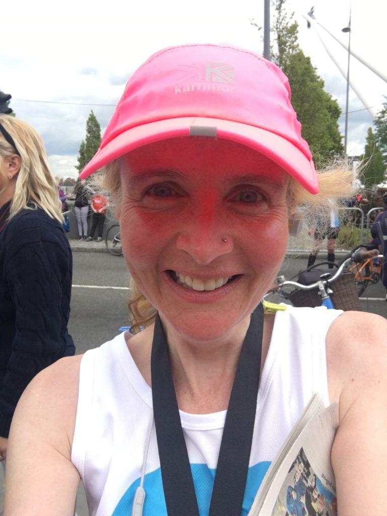 Newport marathon, Marathon, Selfie,365