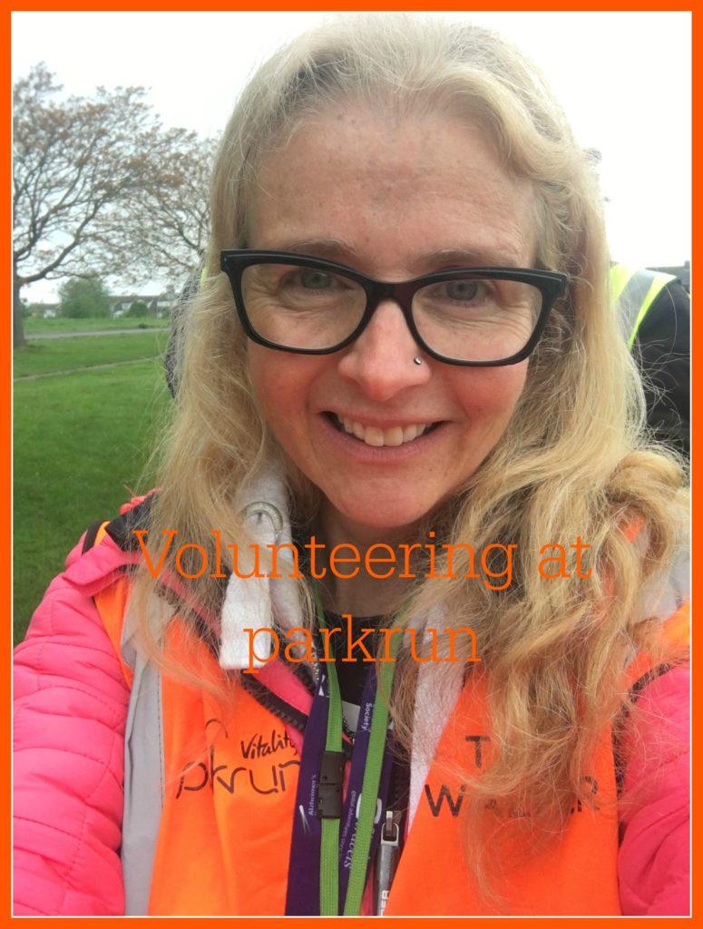 parkrun, volunteer, volunteering, marshal