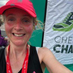 Cheltenham Challenge half marathon