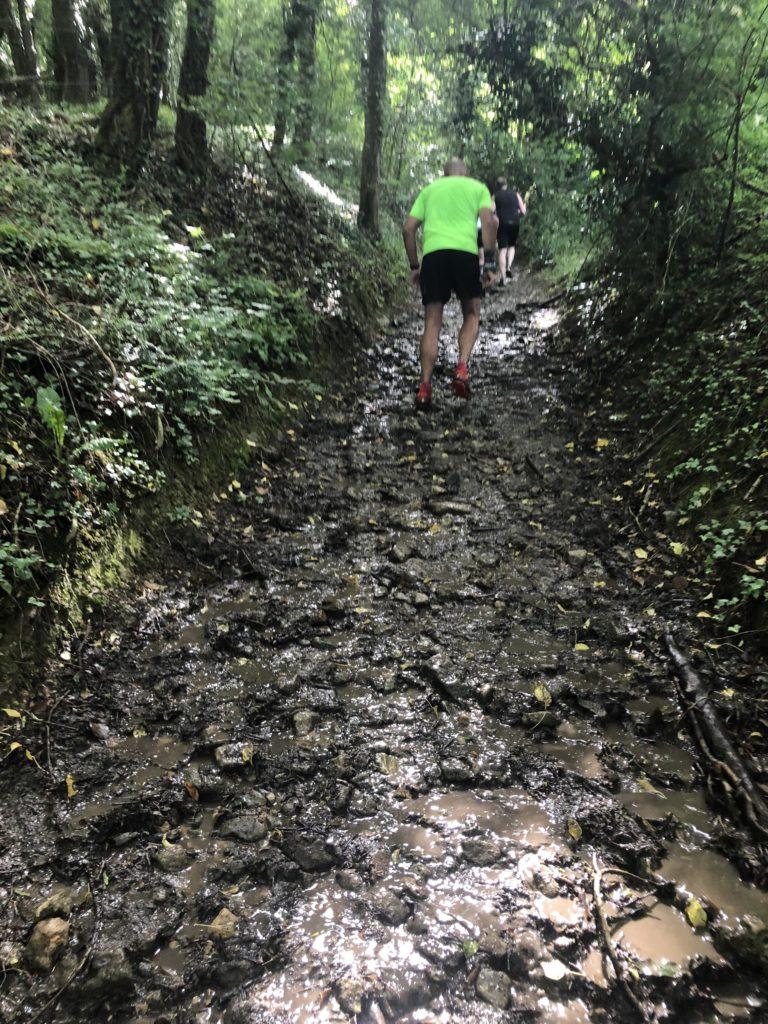 Cheltenham Challenge half marathon, Half marathon, Hill
