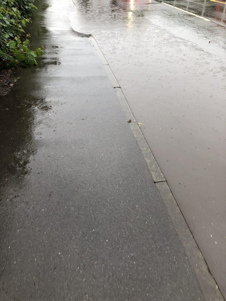Rain, Puddle, Weather, 365