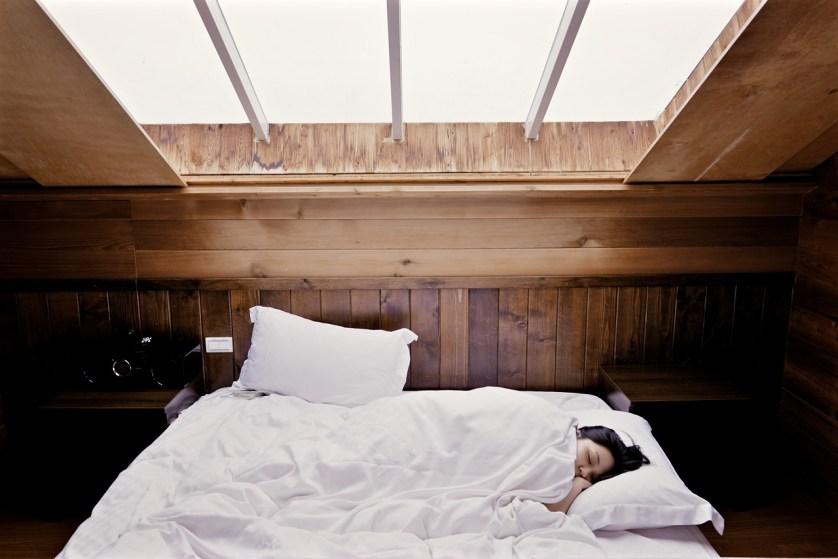 Bed, Sleep, Sleeping, Rest