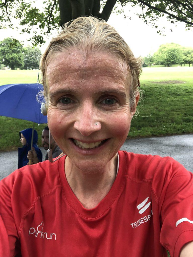 parkrun, running, 365, rain