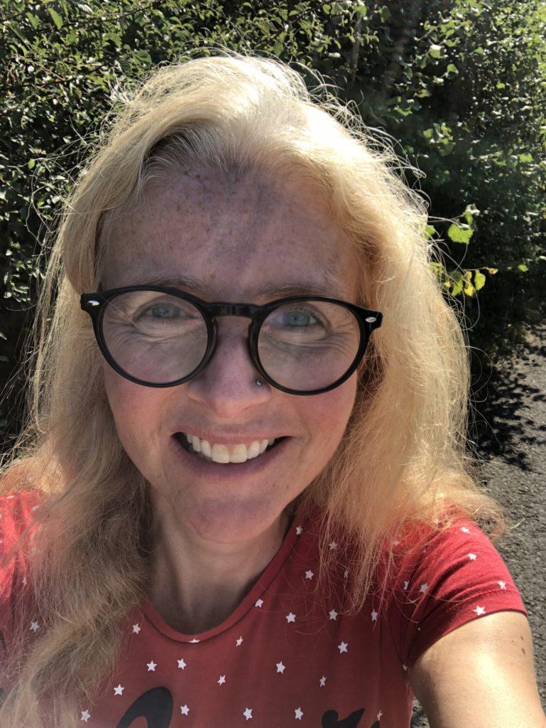 Selfie, Sun, Autumn, 365