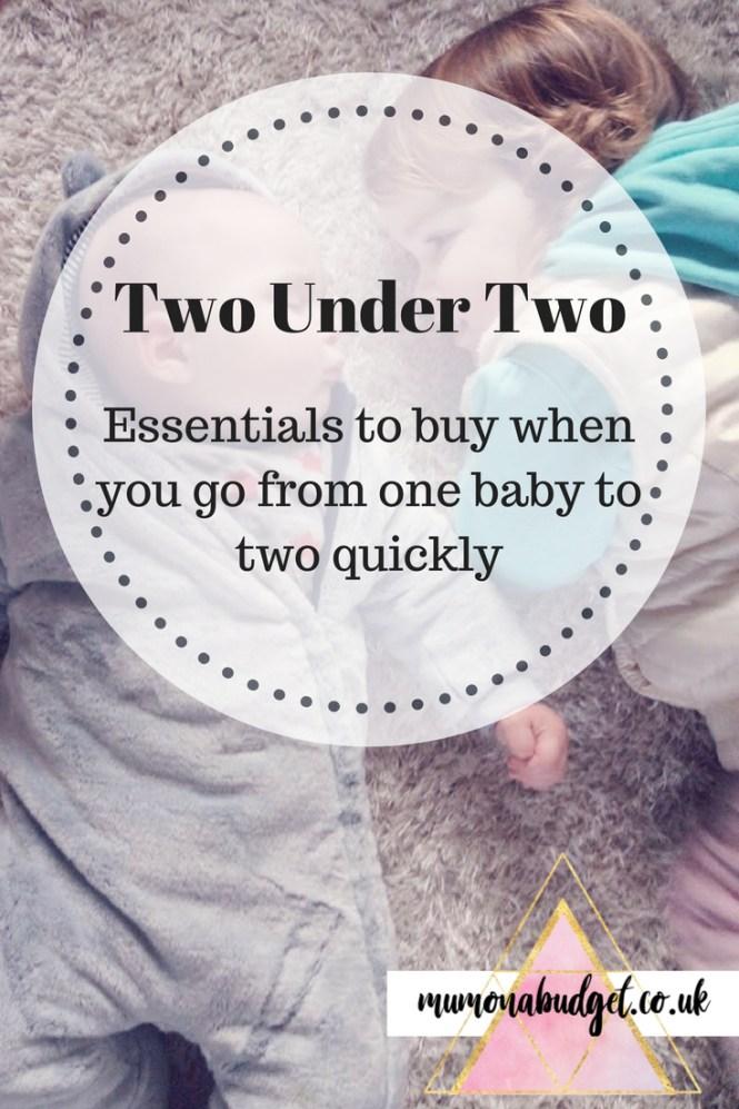 two under two essentials