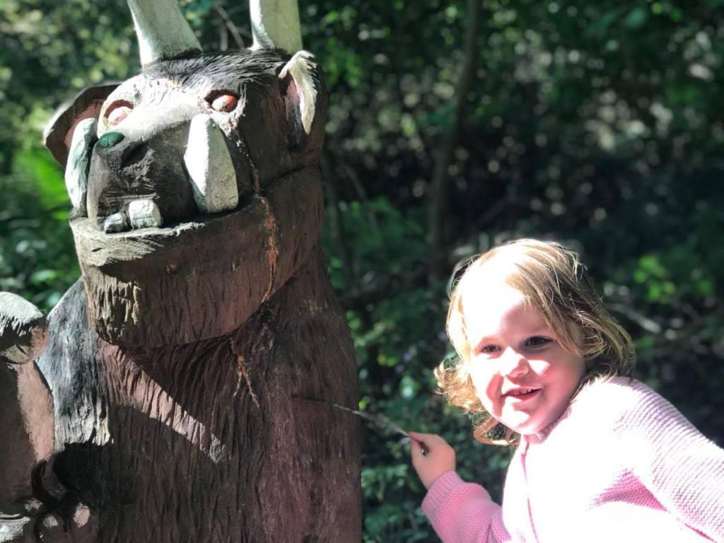 Where to find the Gruffalo in Scotland