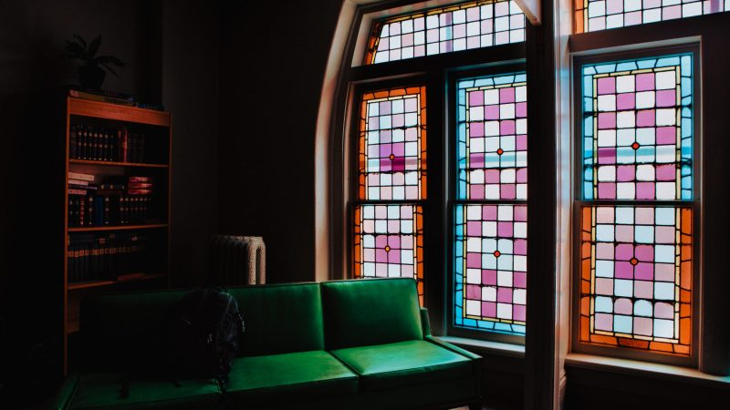 Can I Get the Stained Glass Look in My Home?
