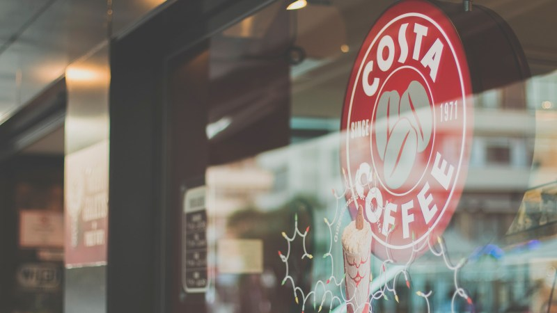 Free Costa Coffee on 31 March 2020