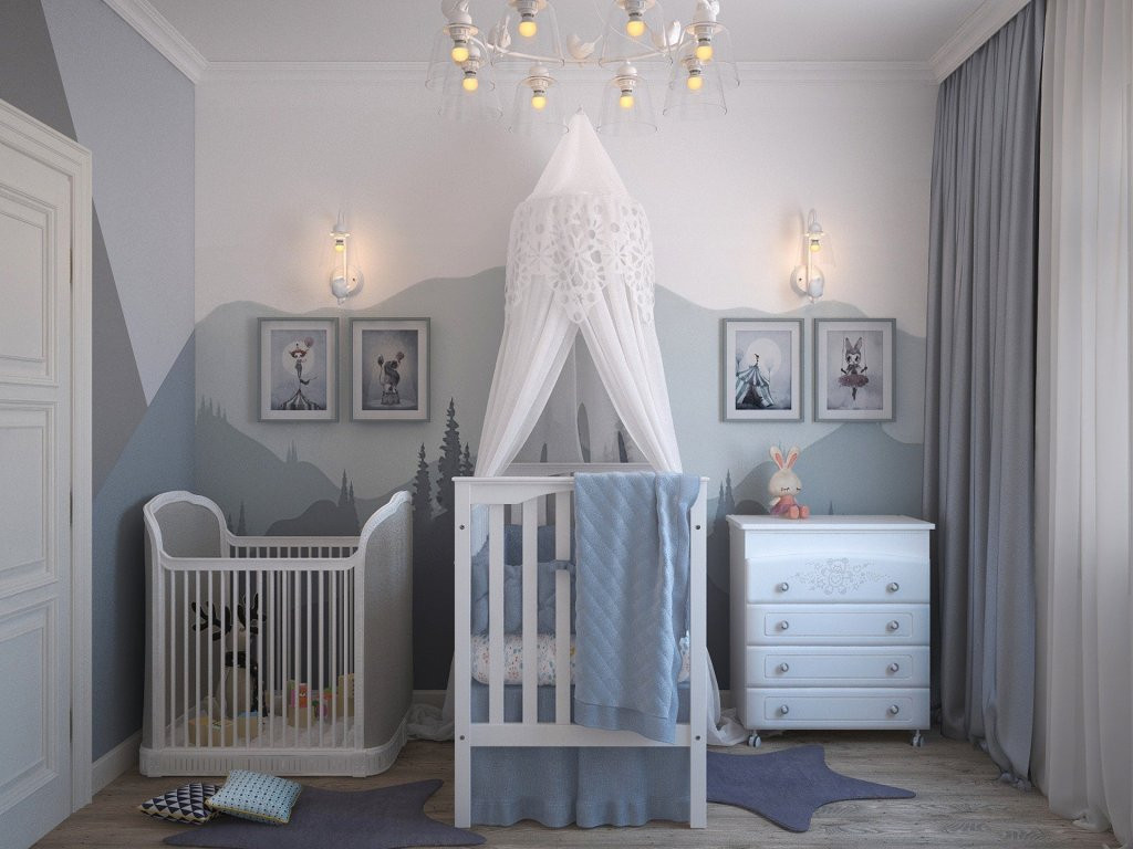 Making A Baby Room Magical In 3 Steps