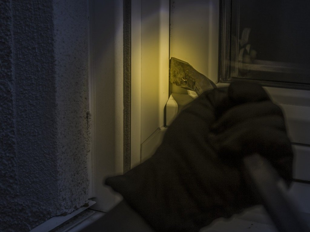 What To Do When You've Been Burgled