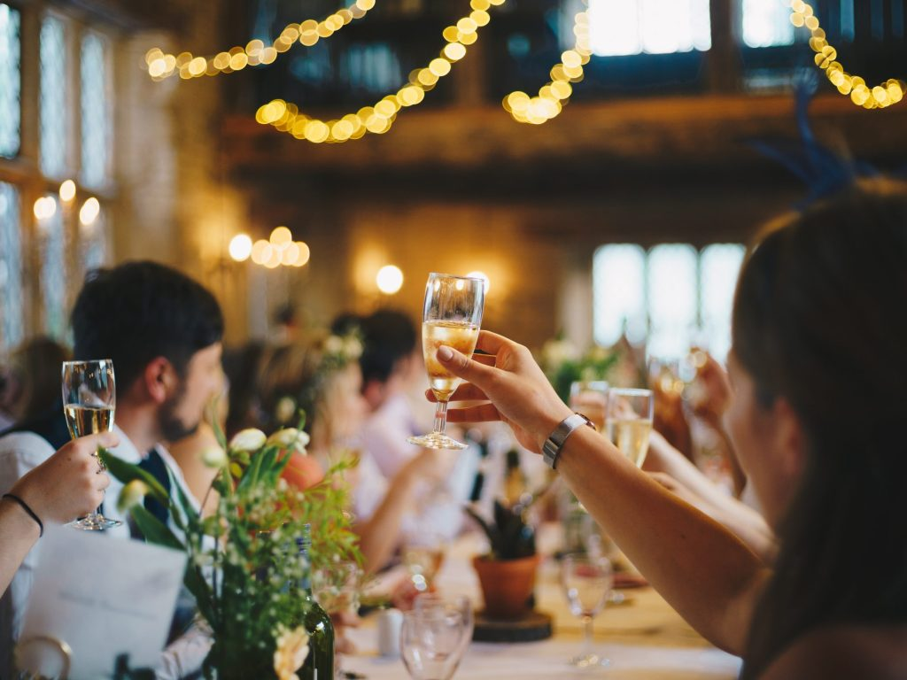 6 Ways To Give Back To Your Wedding Guests