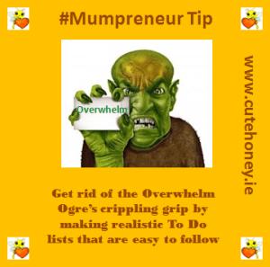 Mumpreneur Tip 33