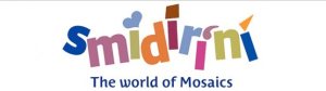 Smidirini Mosaics Logo