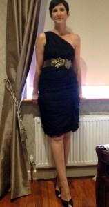 Onyx Dress