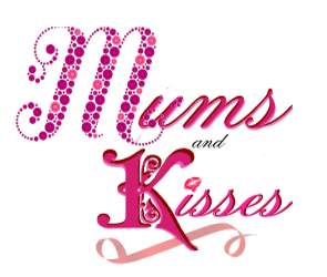 Mums and Kisses - Mums and Kisses Logo Solid