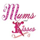 Mums and Kisses Logo V2