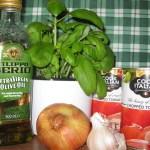 Nonna's tomato sauce recipe