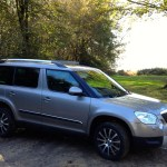 Family car review: a Skoda Yeti on the Isle of Wight