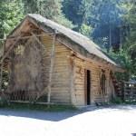 Ötzi Dorf Stone Age village, Austria