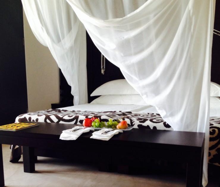 Deluxe room at Verdura Golf & Spa Resort. Copyright Gretta Schifano.
