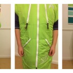 Sleepy: the wearable sleeping bag