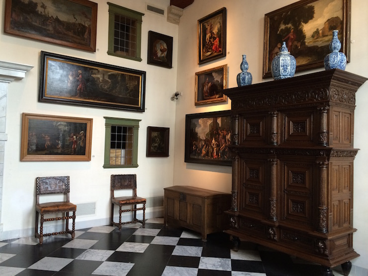 Rembrandt's House, Amsterdam. Copyright Gretta Schifano