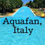 Aquafan water park, Italy